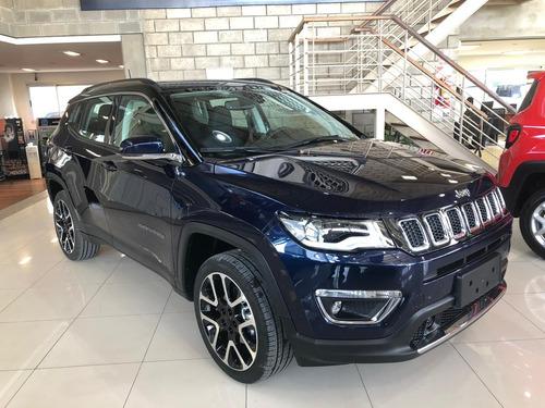 Jeep Compass 2.4 Limited Plus 4x4 Nafta 2021