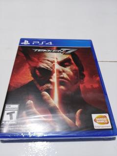 Tekken 7 Ps4 Sellado Delivery Gratis
