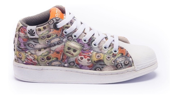 Zapatillas Kioshi Hanon Emoji Monsters