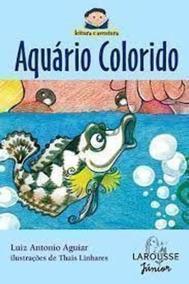 Livro Áquario Colorido Thaís Linhares