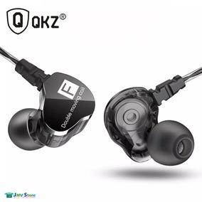 Fone In Ear Qkz Ck9 Pro Monitor Palco Esportes Pronta Entreg