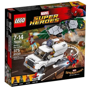 Lego76083 Super Heroes Marvel Cuidado Con El Buitre Original