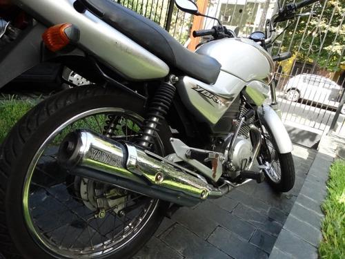 Moto Yamaha Ybr 125 E. 2012