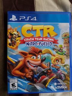 Crash Ctr Ps4