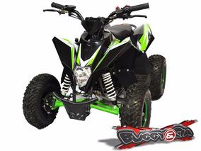Quadriciclo Infantil 90cc 4 Tempos Verde