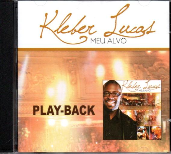 Cd Kleber Lucas - Meu Alvo - Play-back
