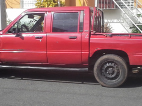 Toyota Hilux Diesel 1984 Doble Cabina
