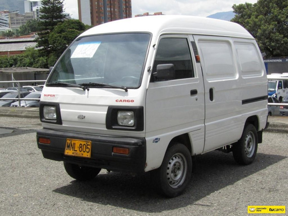 Chevrolet Super Carry Panel Particular