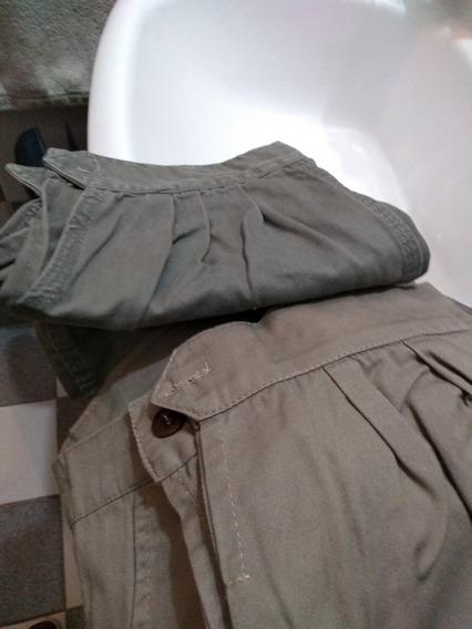 Bombacha De Campo ,pantalon Hombre,dos) T 46 Oferta !!