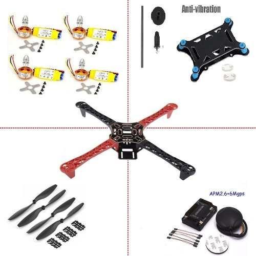 Drones Montagem F450 Apm 2.6 Gps 2212 1000k 1045 Esc 30a