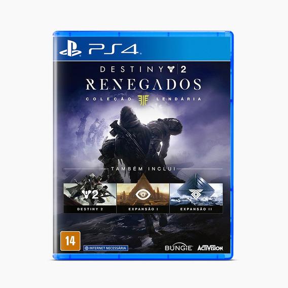 Destiny 2: Renegados ( Ed. Lendária) - Xbox One