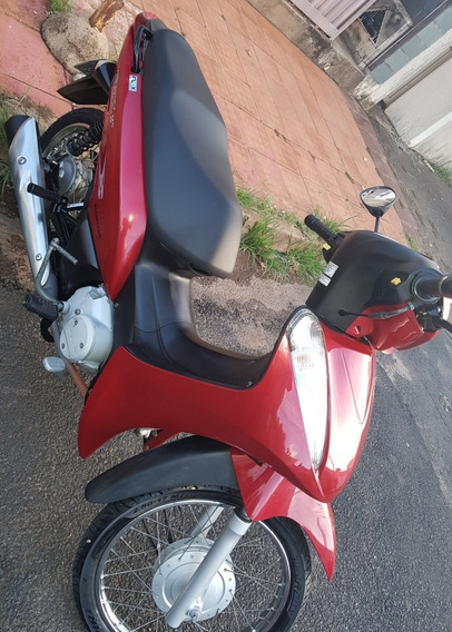 Honda Biz 125 Es 2012/13