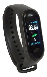 Smart Bracelet M4 Brazalete Pulsera Inteligente Touch