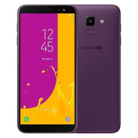 Celular Samsung J6 Galaxy Violeta 64gb Tela 5.6