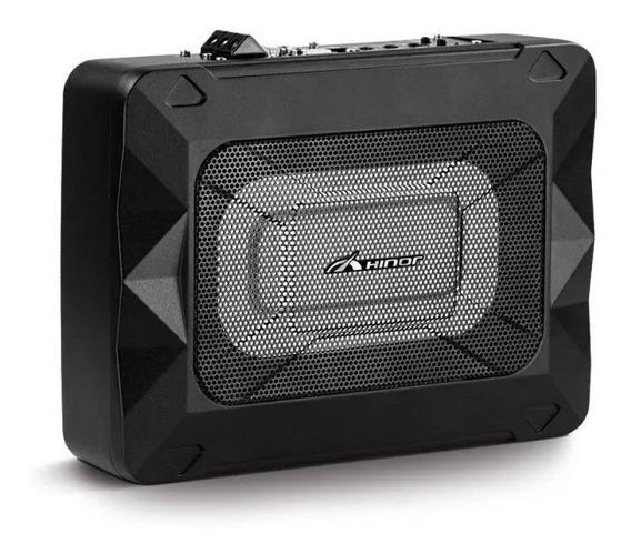 Caixa Amplificada Hinor - Active Box Slim 5x8 Aluminium 200