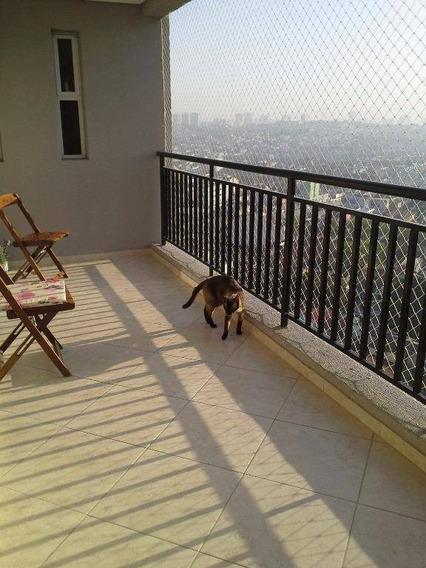Apartamento Com 3 Dormitórios À Venda, 80 M² Por R$ 615.000,00 - Vila Caminho Do Mar - São Bernardo Do Campo/sp - Ap0184