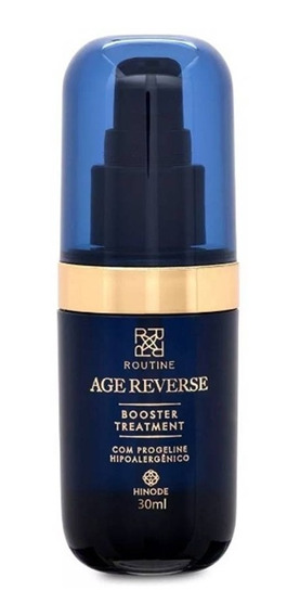 Age Reverse Booster Treatment Hinode Rejuvenecedor Lifting