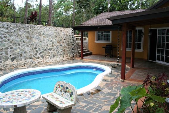 Alquiler Villa Amueblada Por Noche En Jarabacoa