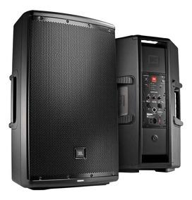Caixa Ativa Jbl Eon615 Ativa Bluetooth 2 Vias 1000w Bivolt