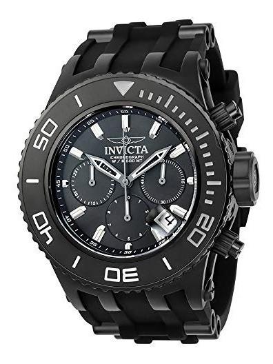 Exclusivo Reloj Invicta Subaqua 22367 Negro Envío Inmediato