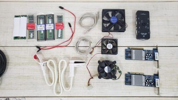 Kit P/ Computador -placa De Video, Memoria, Roteador, Cooler