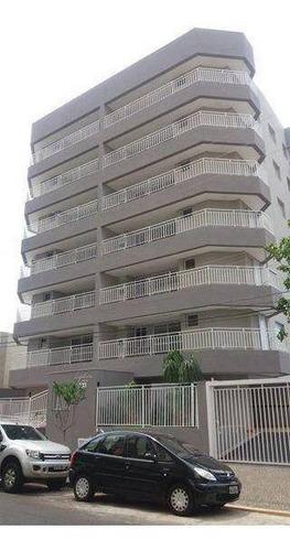 Apartamento Com 1 Dormitório À Venda, Jardim Irajá - Ribeirão Preto/sp - Ap3313