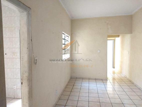 Apartamento Com 2 Dorms, Campos Elíseos, Ribeirão Preto - R$ 99 Mil, Cod: 56208 - V56208