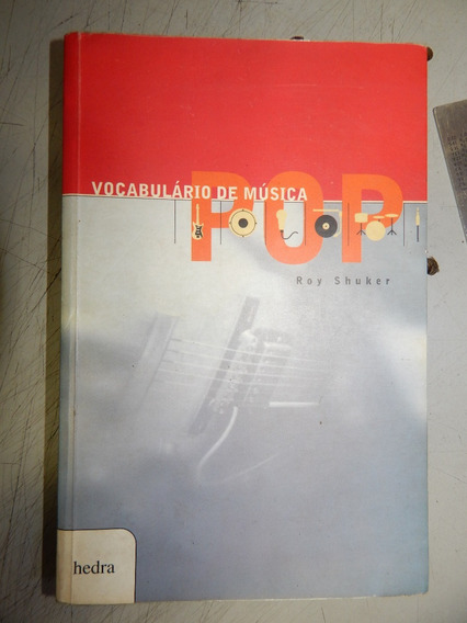 Vocabulario De Musica Pop