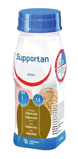 Supportan Drink Capuchino Suplemento Dietario Bebible 200ml