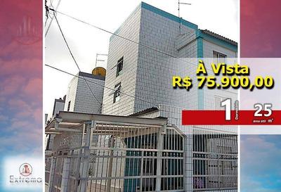 Kitnet À Venda Reformada, Por R$ 75.900,00 - Cidade Ocian - Praia Grande/sp - Kn0112