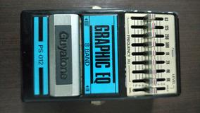 Equalizer 8 Bandas Guyatone Vintage