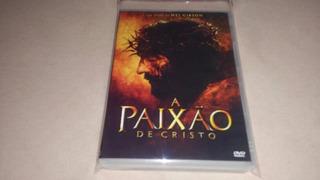 Dvd A Paixão De Cristo Usado 1 Vez Legendado Frete 10.00