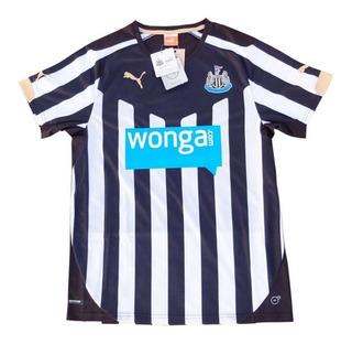 Camisa Newcastle Home 14/15 - Original S/n