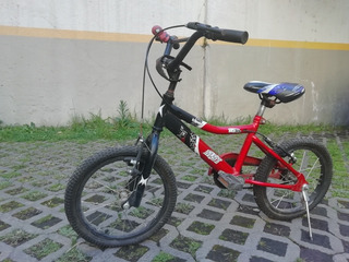 Bicicleta Para Niños Musetta Mst Viper Rodado 16