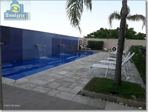 Apartamento Com 3 Dormitórios À Venda, 70 M² Por R$ 399.000,00 - Vila Valparaíso - Santo André/sp - Ap3481