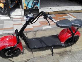 Scooter Eléctrico Citycoco Bicimoto Tda En La Marina P Libre