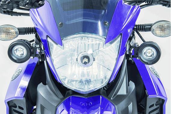 Kit Exploradoras Led Negro Yamaha Xt 660 08-up Mastech