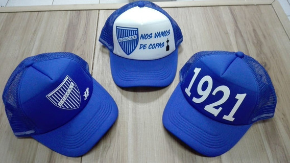 Gorra Trucker Con Red De Godoy Cruz Antonio Tomba