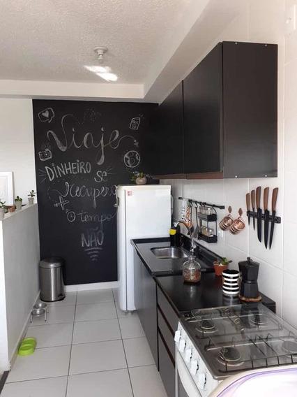 Apartamento Em Barueri, Com 2 Dormitórios, 1 Vaga
