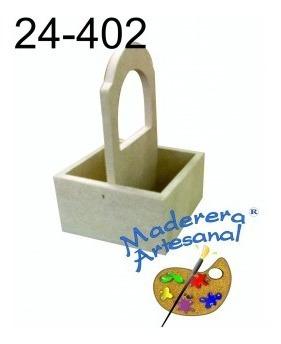 Set X6 Porta Te De Mesa Con Manija Nº 1 8 Cm.