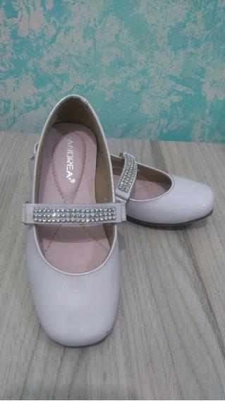 Zapatos Andrea Niña 17 1/2