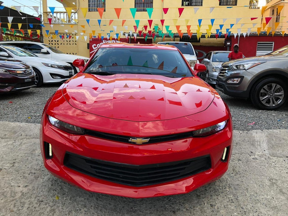 Chevrolet Camaro 2017 Rs Americano Push Botón Importado