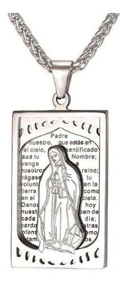 Gargantilha Cordão Corrente Banhado Ouro 18k Virgem Maria