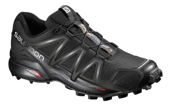Tênis Salomon Speedcross 4 - Preto