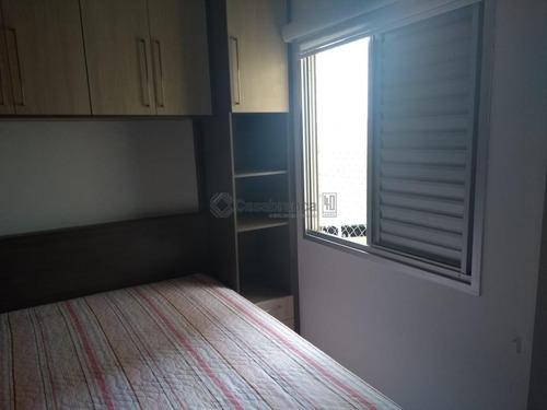 Apartamento Com 2 Dormitórios À Venda, 47 M² Por R$ 249.000,00 - Parque Campolim - Sorocaba/sp - Ap7126