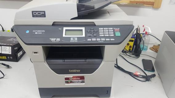 Impressora Brother Dcp- 8085dn Para Retirada De Peças