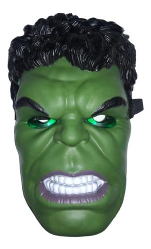 Mascara Luminosa De Hulk