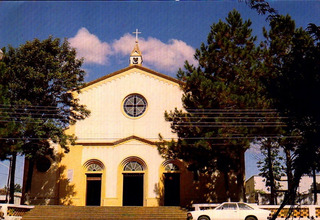 Sfa-8484- Postal São Francisco De Assis, R S- Igreja Matriz