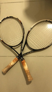 Raquete Tenis Head Speed Usada R$1200 O Par