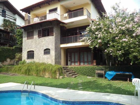 Casa Em Condomínio-à Venda-itanhangá-rio De Janeiro - Frcn50020